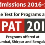 NPAT 2016 (NMIMS Programs AfterTwelfth) dates are announced for UNDERGRADUATE DEGREE PROGRAMS