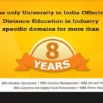Distance Education through-UPES