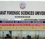 Gujarat Forensic University-17th May 2016