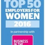 Accenture, TCS, P&G find place in UK's The Times Top 50 Employers for Women in 2016