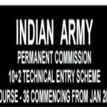 Indian Army-TES-Job