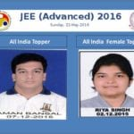 JEE-Advanced Topper Photo