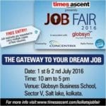 Job Fair in Kolkata