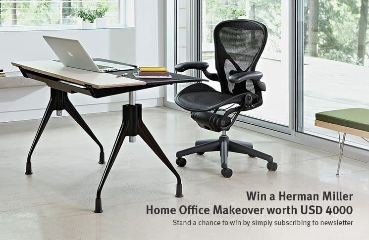 mumbai herman miller one of the leading american manufacturers of office furniture equipment and home furnishings globally has launched its online store