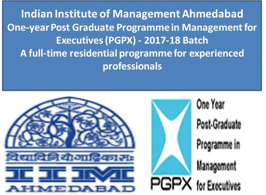 A single Calendar year Posting Scholar Course through Administration for Middle management (PGPX)