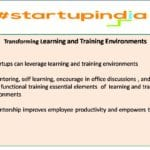Learning & Training Environment -StartUps-Image-14th July 206
