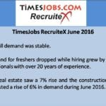 Recruitex June 2016