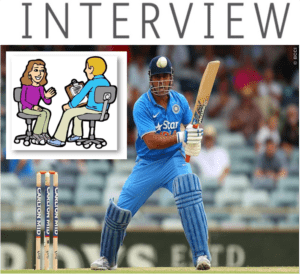 Interview Cricket-28 Aug 2016