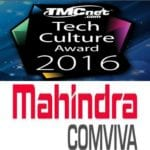 Mahindra Comviva-Tech Culture Award