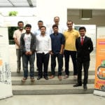 IIM Bangalore team breaks into 7th Annual Regional Finals of Hult Prize 2017