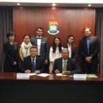 The University of Hong Kong signs MoU with Gujarat Government