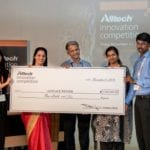 Mumbai based Central Institute of Fisheries Education bags first prize at Alltech Innovation Competition, India