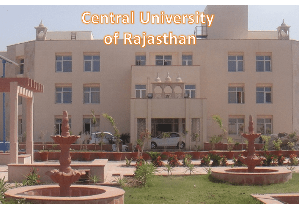 Central university of rajasthan tenders dating