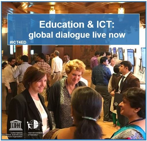 UNESCO's IBE in partnership with Ministry of HRD and Google is ... on