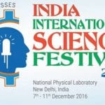 Science Village Program, Young Scientists Meet and Unnat Bharat Abhiyan focus points of upcoming India International Science Festival -2016