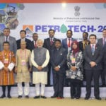 OIL signs MoU with IIT Guwahati and ONGC with IIT Bombay for their Start up initiatives during PETROTECH 2016