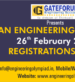 Registration for second edition of Indian Engineering Olympiad is open