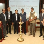 Data and Analytics based management education will produce future ready leaders: IMR Doctoral Conference