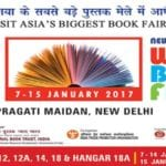 New Delhi World Book Fair 2017 on 07-15 Jan and will celebrate women writings