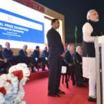 Prime Minister inaugurates Nobel Prize Series Exhibition at Science City in Ahmedabad