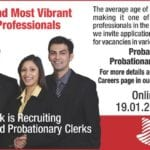 South Indian Bank invites job applications for 201 Bank POs and 336 Clerks
