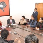 Commerce and Industry Minister meets incubators and accelerators of startup ecosystem