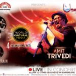 IIM Bangalore 3-day cultural fest Unmaad 2017 with a show by Amit Trivedi commences from 27 Jan