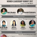 IIM Bangalore presents Annual Women Leadership Summit on 15 January 2017