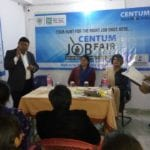 Centum Learning hosts Pre-Placement Fair for SJKVY candidates in Ranchi