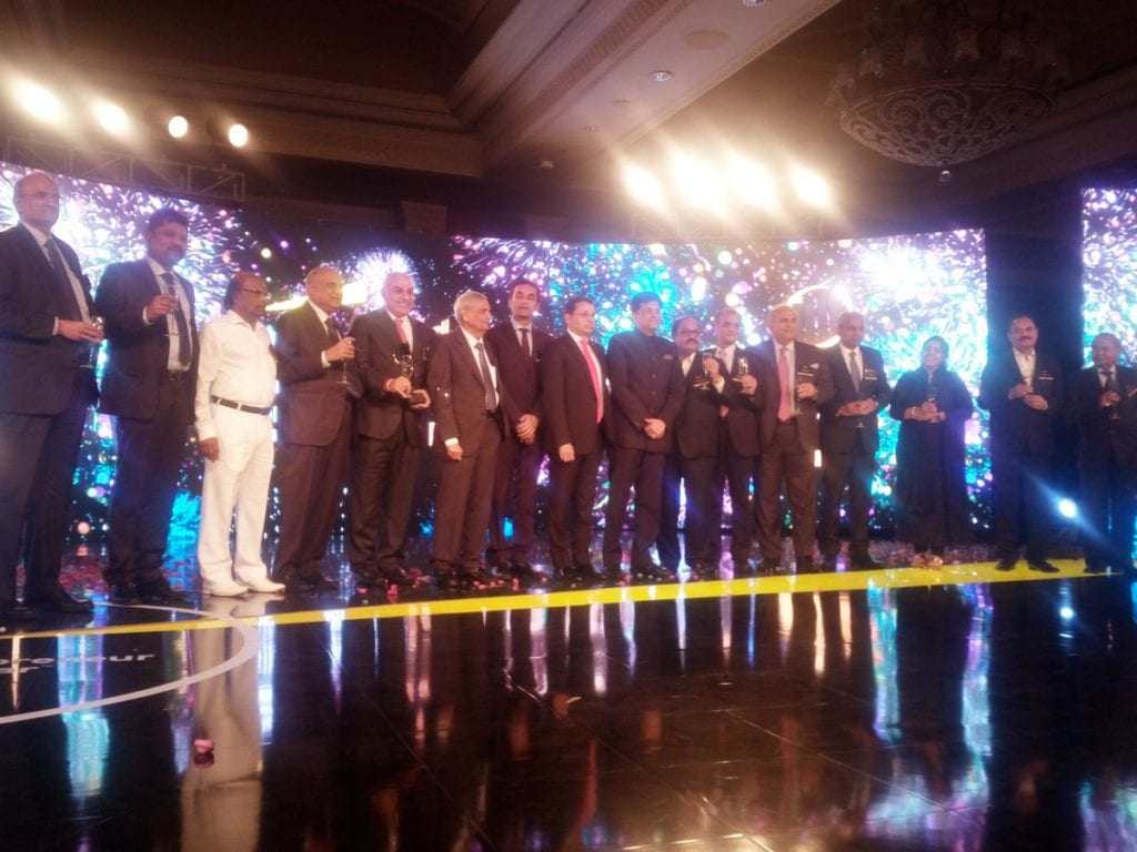 Vivek Chaand Sehgal of Motherson Sumi Systems awarded as the EY Entrepreneur of The Year India 2016