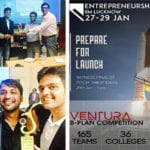 Four-member team of IIM Bangalore's EPGP students wins first prize at IIM Lucknow's entrepreneurship summit
