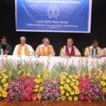 179 degrees including 110 PhD degrees awarded at IIT Bombay's 55th Interim Convocation