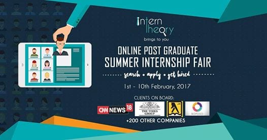 Intern theory kickstarts a ten day post graduate online for Architecture firms for internship in mumbai
