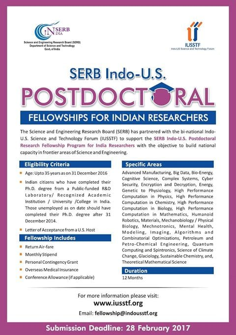 Dating postdoc fellowship
