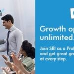 SBI releases recruitment notification for 2626 Bank PO posts