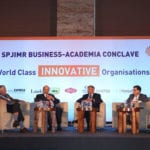 SPJIMR's Business Academia Conclave discusses how India can become the innovation capital of the World