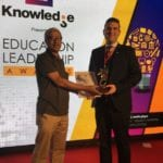 Dr Jawahar Surisetti honoured with BBC Knowledge Award for outstanding contribution to education