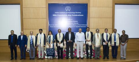 IIT Bombay 58th Foundation Day: Honours 11 as Distinguished Alumnus Awards, 2 as Young Alumnus Achievers Awards