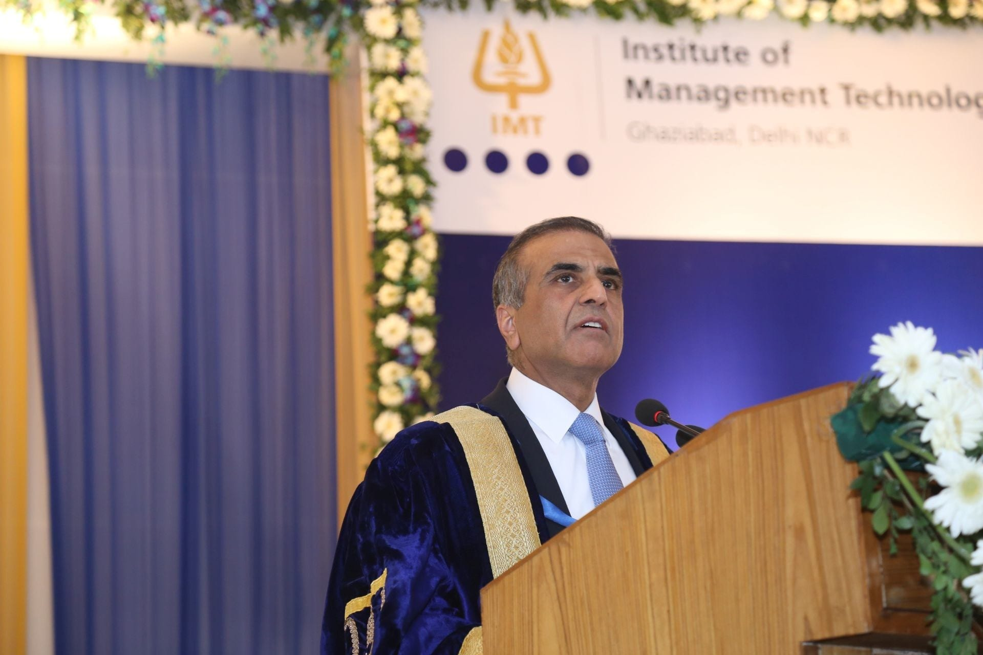 Youth graduating today must understand the global paradigm shift: Sunil Bharti Mittal at the IMT Convocation 2017