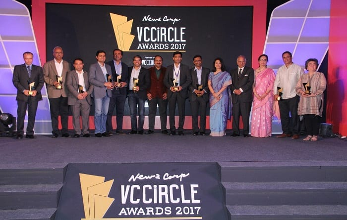 News Corp VCCircle honours promising stars from Startup, PE & VC Ecosystem