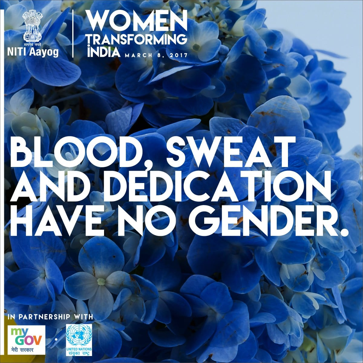 NITI Aayog launches the 2nd edition of Women Transforming India – celebrating women who are breaking the glass ceiling