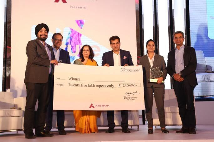 Two PhD scholars from Institute of Chemical Technology, Mumbai win AXISMOVES 2017: Future of Jobs in India