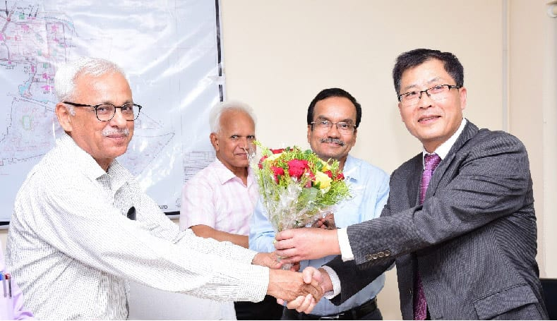 IIT Bhubaneswar exchanges MoU with Shanghai Jiao Tong University (SJTU), China