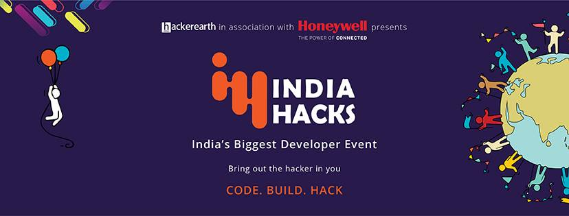 HackerEarth to present the fourth edition of the largest developer confluence - IndiaHacks 2017