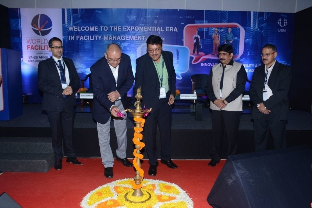 UBM India launches the First Edition of 'World of Facilities'