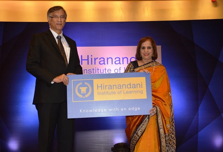 "Hiranandani Foundation launches ""Hiranandani Institute of Learning"" at Powai"