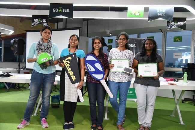GO-JEK Engineering hosts 24 Hour Hackathon for Women