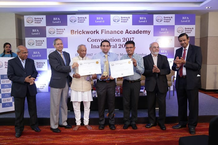 Banking & Financial Analyst - BFA 2017 Batch of students of BFA Level I and Level II graduated