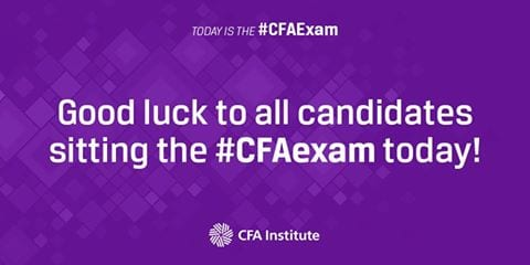 More than 188,000 aspiring CFA Charterholders sit for CFA Exams June 2017; Asia Pacific has lion's share