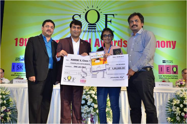 Students from Tamilnadu and Haryana bag International Company Secretaries Olympiad (ICSO) prize